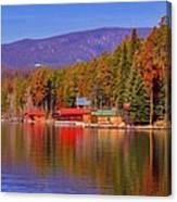 Grand Lake Spring IIi Canvas Print