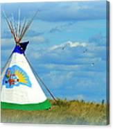Grand Lodge Canvas Print