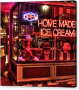 Grand Ole Creamery On Grand Avenue Canvas Print