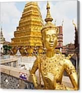 Grand Palace, Bangkok Canvas Print