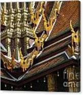 Grand Palace Bangkok Thailand 2 Canvas Print