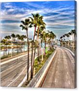 Grand Prix Of Long Beach Canvas Print