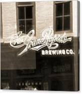 Grand Rapids Brewing Co Canvas Print