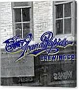 Grand Rapids Brewing Canvas Print