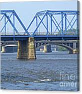 Grand Rapids Crossings Canvas Print