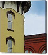 Grand Rapids Downtown Architecture Canvas Print