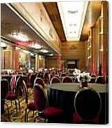 Grand Salon 05 Queen Mary Ocean Liner Canvas Print