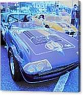Grand Sport Corvette Canvas Print