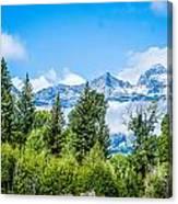 Grand Teton Lan 627 Canvas Print