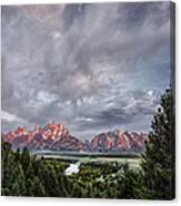 Grand Treeton Canvas Print