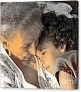 Grandma Canvas Print