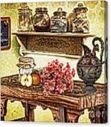 Grandma's Kitchen Canvas Print