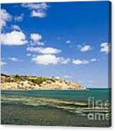 Granite Island South Australia Canvas Print