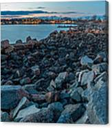Granite Canvas Print