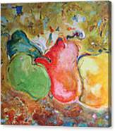 Granny Smith - Original Sold Canvas Print