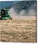 Grass Harvest 16000 Canvas Print