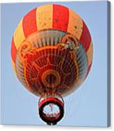 Great Ballon Ride Canvas Print