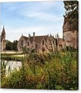 Great Chalfield Manor Canvas Print