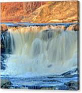 Great Falls 14133 Canvas Print