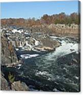Great Falls Canvas Print