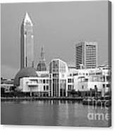 Great Lakes Science Center Cleveland Canvas Print