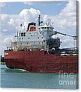 Great Lakes Transport Canvas Print