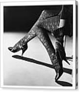 Great Legs Canvas Print