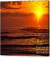 Great Morning Canvas Print