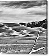 Great Sand Dunes 1 Canvas Print