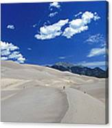 Great Sand Dunes IIi Canvas Print