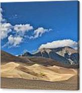 The Great Sand Dunes National Park 2 Canvas Print