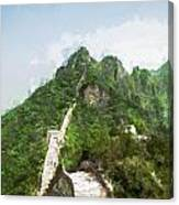 Great Wall 0033 - Oil Stain Sl Canvas Print