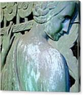 Grecian Goddess Canvas Print