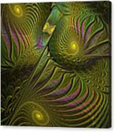 Green Envy Canvas Print
