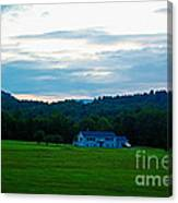 Lush Green  Canvas Print