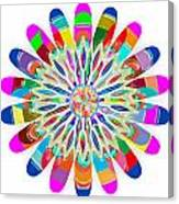 Green Revolution Chakra Mandala Art Yoga Meditation Tools Navinjoshi  Rights Managed Images Graphic  Canvas Print