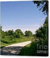 Greene Valley Trail Canvas Print