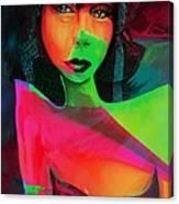 Greenjam Canvas Print
