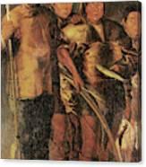 Greenlanders, 1654 Canvas Print