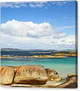 Greens Pool - Western Australia 2am-112587 Canvas Print
