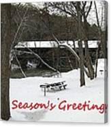 Greeting Card-3 Canvas Print
