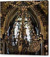 Greetings From Kutna Hora Canvas Print
