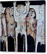 Grego No.3 Canvas Print