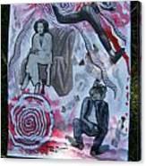 Greta And Sam Canvas Print