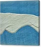 Greyhound II Canvas Print
