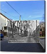Greystone Avenue In North Providence Rhode Island Canvas Print