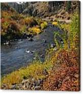 1012a Grimes Creek Boise Id Canvas Print