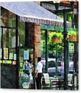 Grocery Store Albany Ny Canvas Print