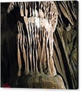 Grotte Magdaleine South France Canvas Print