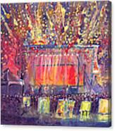 Groundation At Arise Music Festival Canvas Print